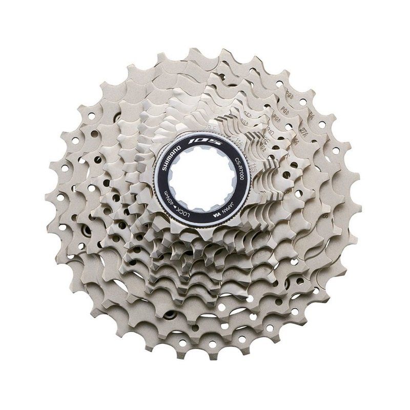 Image 4 - 2018 New shimano 105 R7000  Complete Groupset  2x11S 22S Speed Road Bike Bicycle 8 Parts approx 2530gBicycle Crank & Chainwheel   -