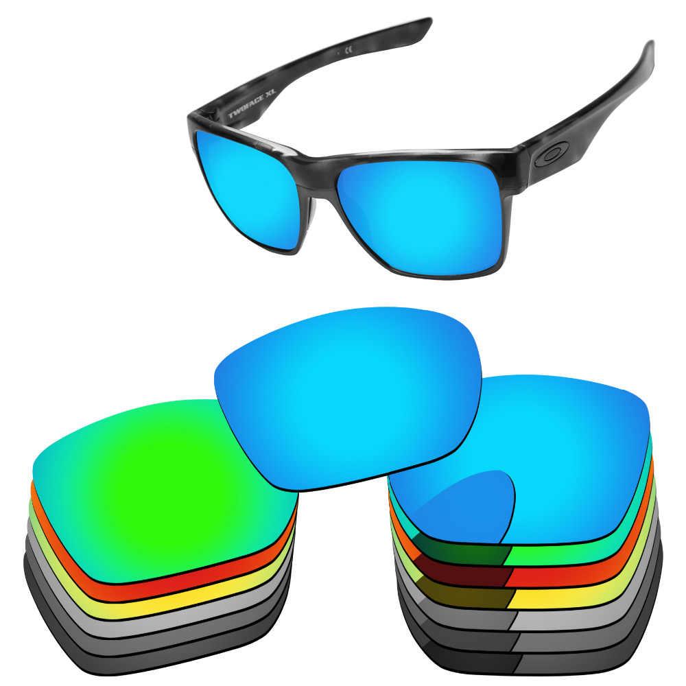 7255294173 PapaViva Replacement Lenses for Authentic Twoface XL Sunglasses Polarized -  Multiple Options