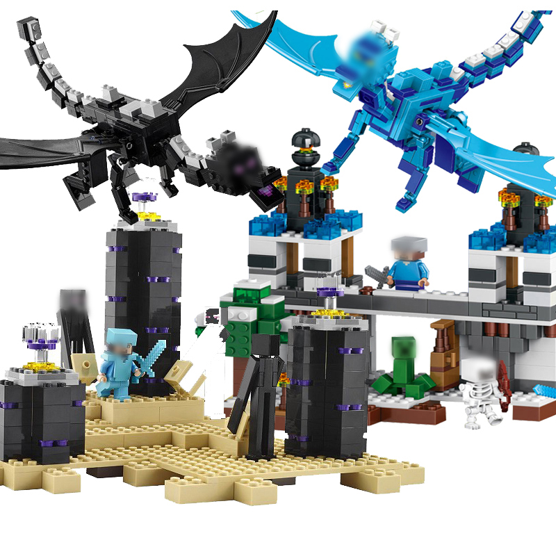 21117 Bela My World Jurassic Dinosaur Building Blocks Kits Dragon Figures Blocks Bricks Toy Set Compatible with Dinosaurs Legoed