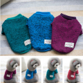 New Clothes for dogs Chihuahua Winter Warm Cotton Cat Puppy Hoodies Sweatshirt Pet Coat Jacket Clothing roupas para cachorro 30