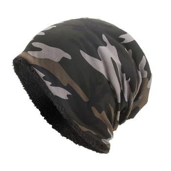 Camouflage Winter Beanie 1