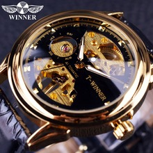 T-WINNER Design Mens Watches Top Brand Luxury Watch Men Skeleton Watch Clock Men Fashion Sport Business Casual Fashion Watches t winner mechanical mens watches top brand luxury wrist watch luxury leather skeleton royal design hodinky casual montre homme