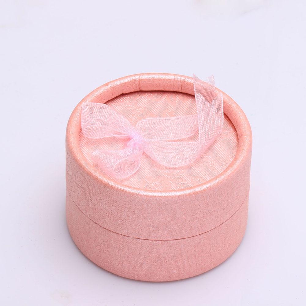 pink ring box