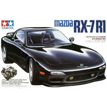 MP Hobby 1 24 Mazda RX-7 Model samochodu 24116 montaż samochodów Model z wewnętrzną strukturą silnika tanie tanio Assembly Scale Car 1 24 14 lat Unisex Z tworzywa sztucznego Pojazdu Samochody magic power hobby