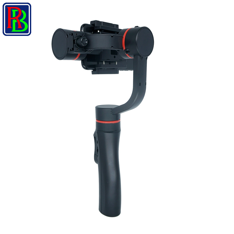 Raybow S4 3 axis handheld aluminum gimbal stabilization for camera phone font b Smartphones b font