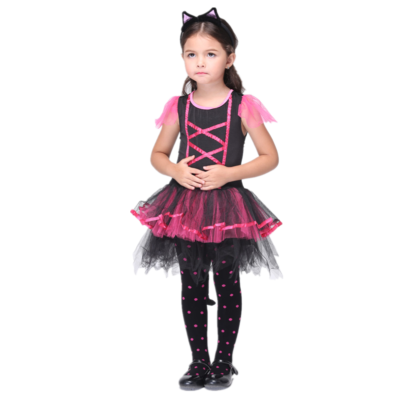 Children Kids Halloween Costumes for Girl Catarina Costume
