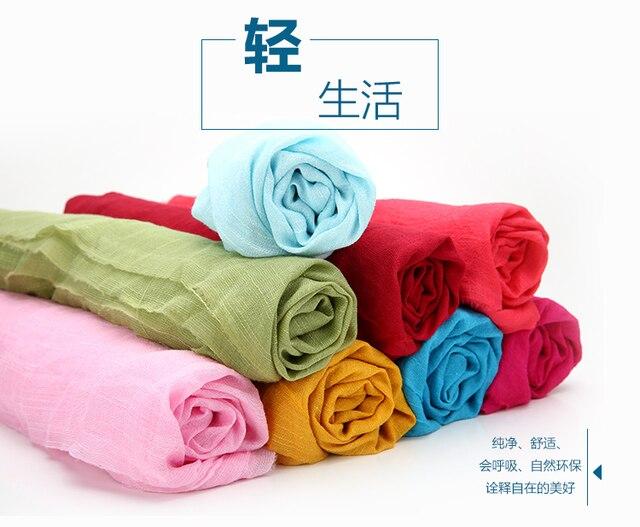 Bambus Baumwolle Stoff Reine Farbe Art Nationalen Einfache Kleidung