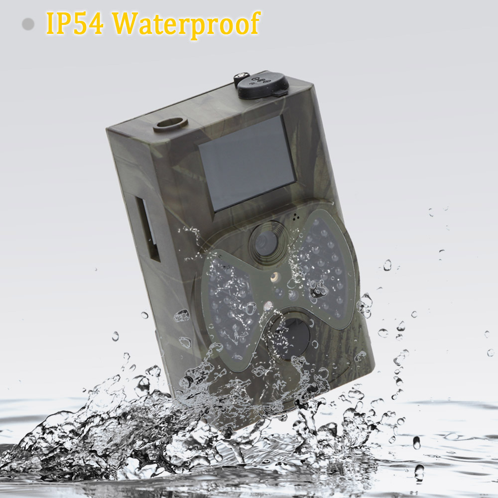 Camouflage Camera HC-300A Scouting Hunting Camera 12MP 1080p HD Digital Wildlife Trail Camera Infrared photo-traps for Hunting ht 002li wildlife hunting camera hd digital infrared scouting trail camera ir led video recorder 12mp