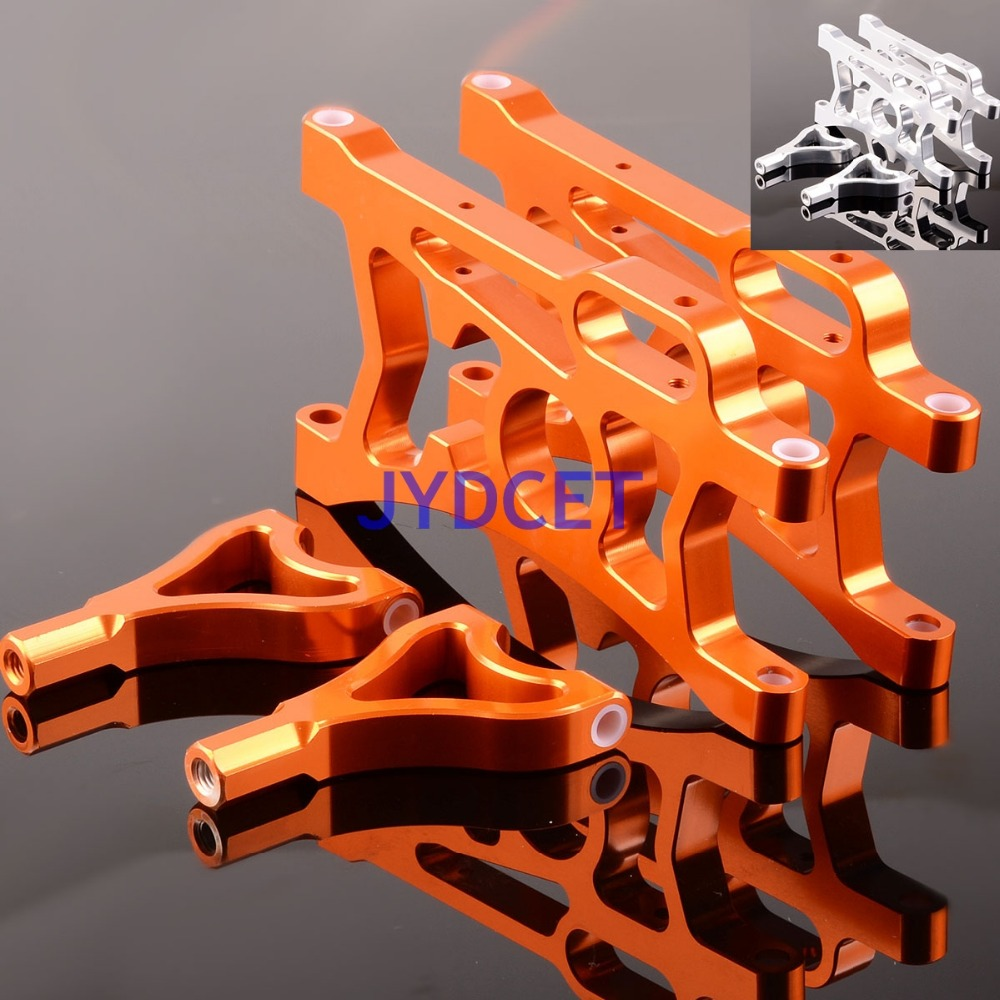 85402 bras de Suspension arrière en aluminium 85402 pour moteur RC 1/5 HPI Baja 5B SS Rovan KING