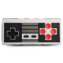 Get more info on the Wireless Bluetooth Controller 8Bitdo NES30  Dual Classic Joystick for iOS Android Gamepad PC Mac Linux Upgradable Firmware