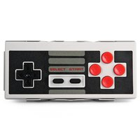 Wireless Bluetooth Controller 8Bitdo NES30 Dual Classic Joystick for iOS Android Gamepad PC Mac Linux Upgradable Firmware