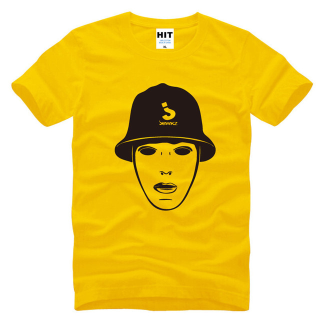 Jabbawockeez Mask Hip hop Mens Men T Shirt T-shirt 2016 Novelty Short Sleeve O Neck Cotton Tshirt Tee Camisetas Masculina 4