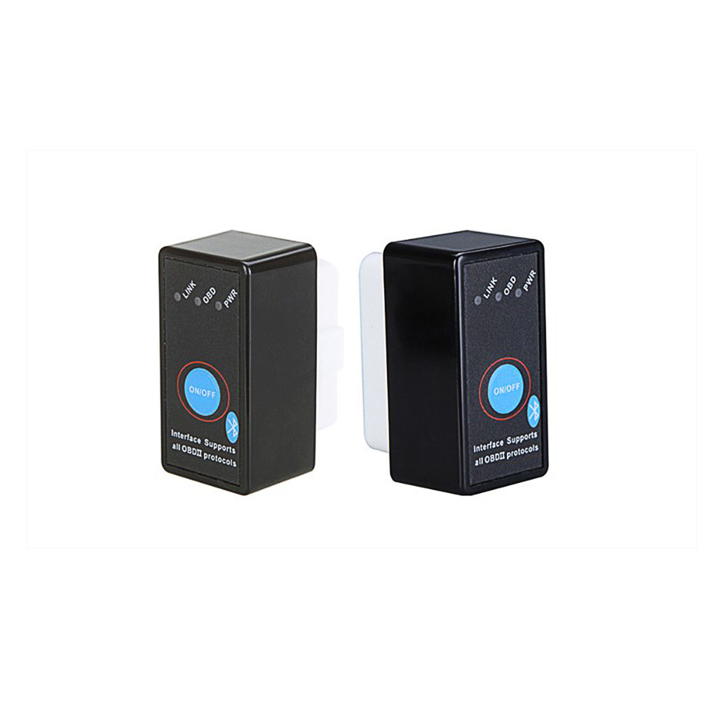 mini bluetooth elm327 v2 1 obd2 ii adapter diagnostic scan. Black Bedroom Furniture Sets. Home Design Ideas