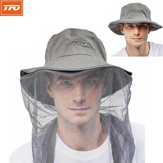 TFO Cap Sombreros de Los Hombres Al Aire Libre senderismo Deporte Parasol  protector solar Transpirable Sombrero b4bbd9ae16e