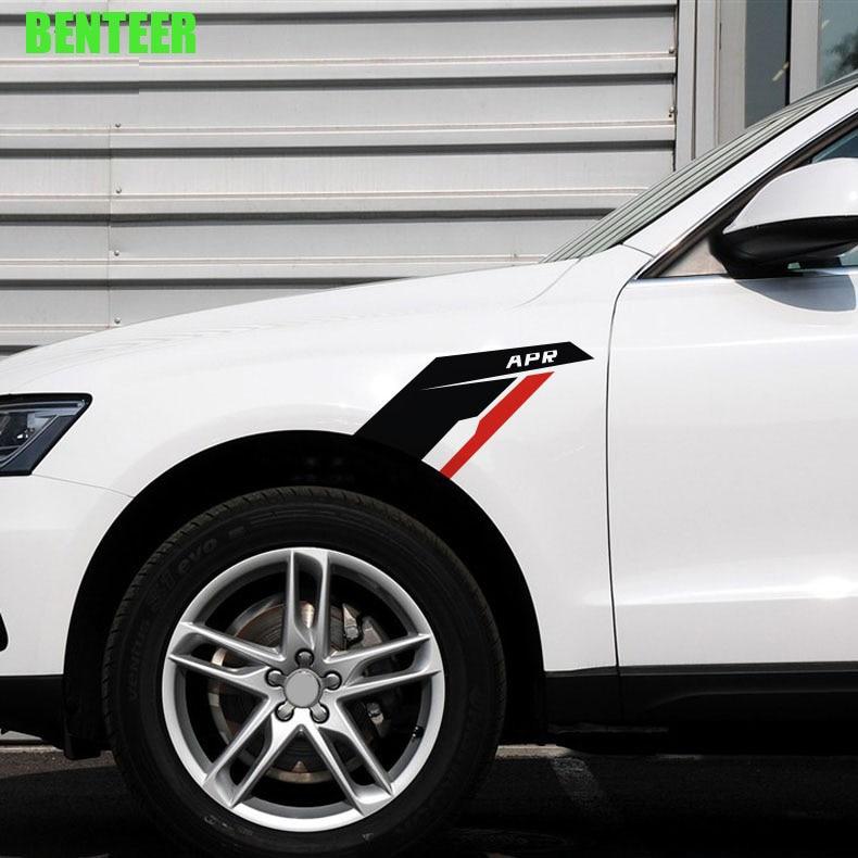 12 AUDI STICKERS SET Funny Car Bumper A1 A3 A4 A5 A6 Novelty Vinyl Decal Sticker