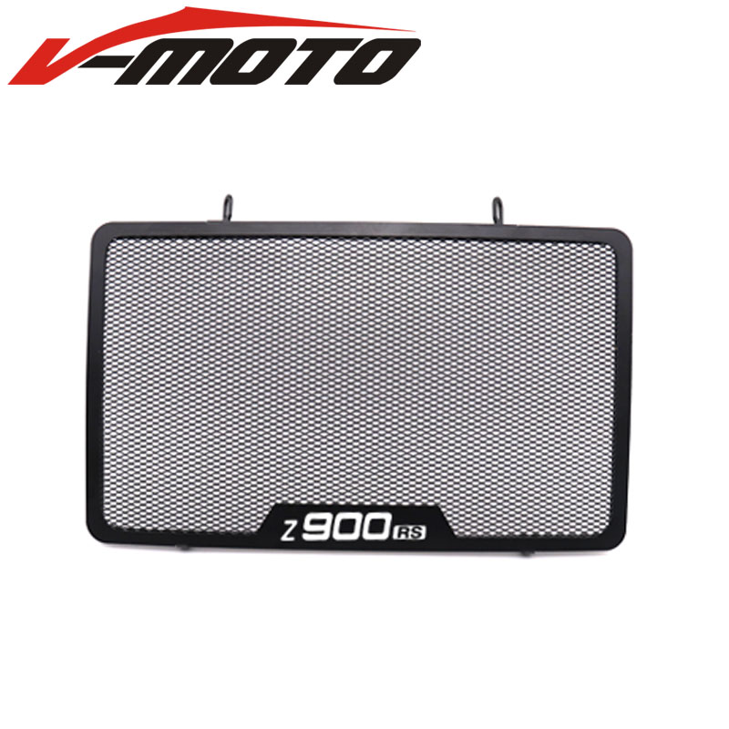 For <font><b>KAWASAKI</b></font> Z900RS Z900 RS <font><b>Z</b></font> <font><b>900</b></font> RS <font><b>2017</b></font> 2018 Motorcycle Accessories Radiator Grille Guard Cover Protector image