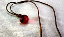 Collier pendentif magique Nanoha lyrique pour fille