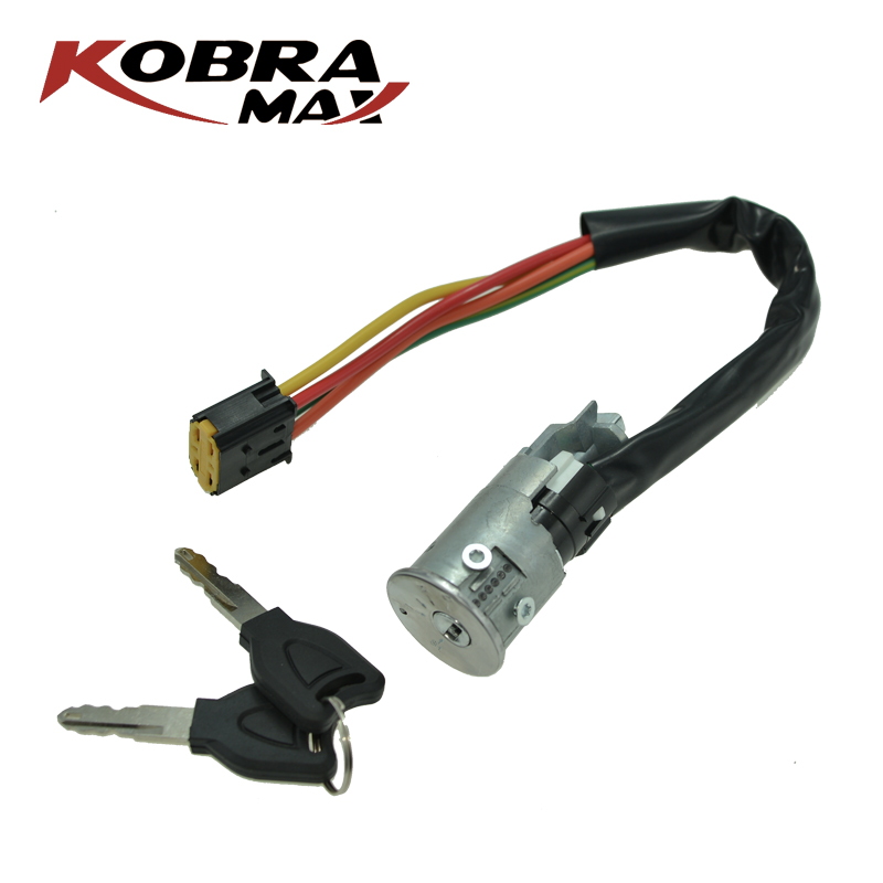 KobraMax Ignition Starter Switch 7701471098 7701469419 7701471220 Fits For Renault Clio Megane I Scenic I Car Accessories in Car Switches Relays from Automobiles Motorcycles