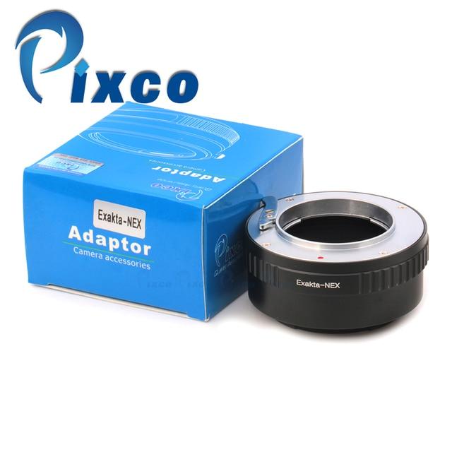 PIXCO l. ens A. dapter costume pour Exakta L. ens à S. ONY E NEX NEX-5/3 nouveau noir vente en gros/au détail livraison gratuite