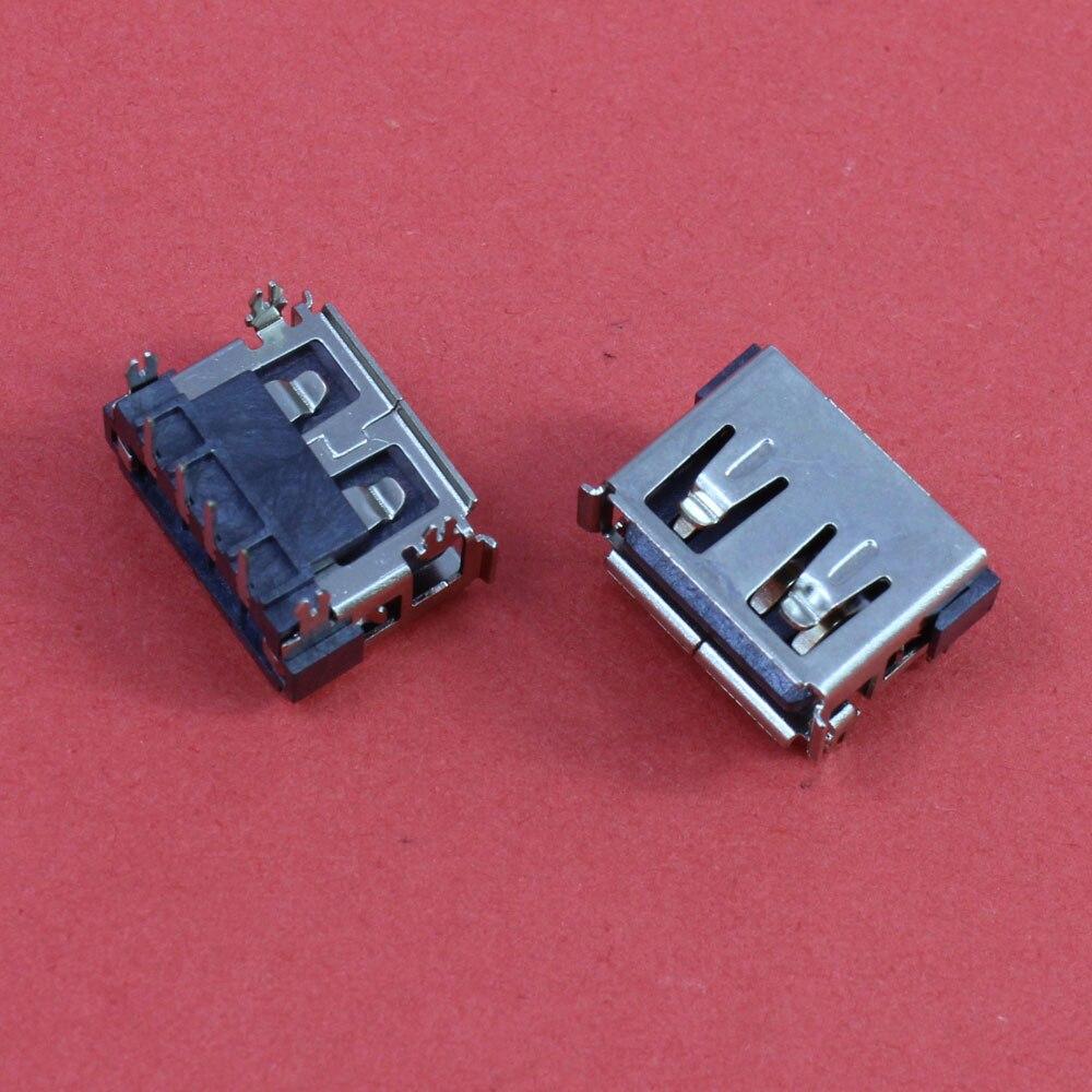 ChengHaoRan 1Piece USB 2.0 Port Jack Plug Female Socket Motherboard Connector for Acer Aspire 5232 5241 5516 5517 5532 5541