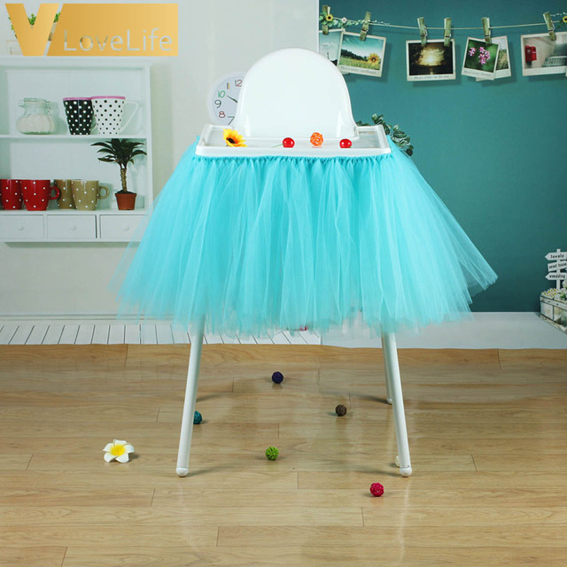 light blue Pink baby high chair 5c64f68d1e756