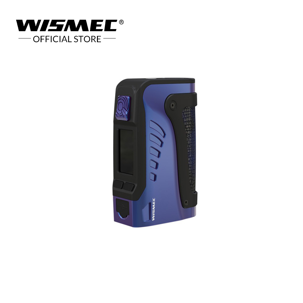 Image 2 - Wismec Reuleaux Tinker 2 IP67 Waterproof mod 200W powered by Dual