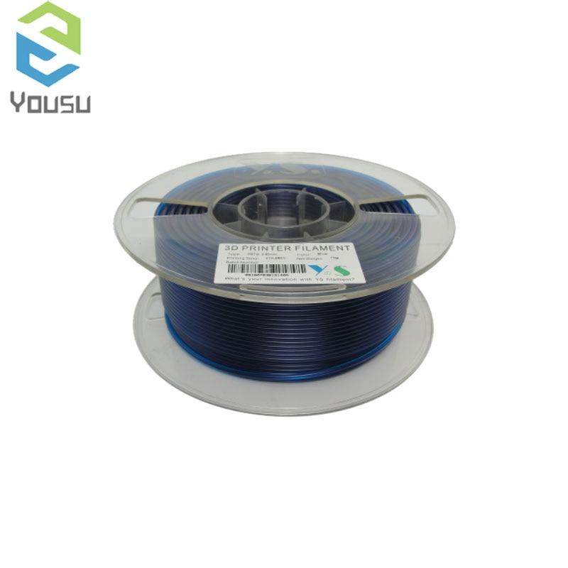 Quadris/petg/pla/abs/flex/filamento de náilon plástico para impressora 3d/1 kg 340 m, diâmetro 1.75mm/de moscou