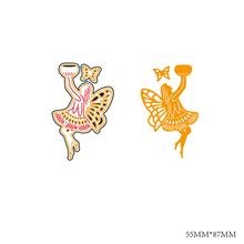 AZSG My angel Cutting Dies For DIY Scrapbooking Decorative Card making Craft Fun Decoration 5.5*8.7cm