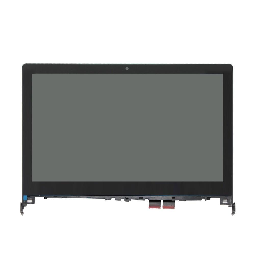 5D10F86069 For Flex 2-14 LCD Touch Screen Bezel Digitizer Assembly original 14 touch screen digitizer glass sensor lens panel replacement parts for lenovo flex 2 14 20404 20432 flex 2 14d 20376