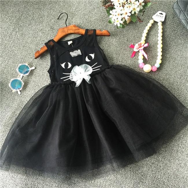 Mother kids clothing for girls black cat catimini dress for Dark denim toddler shirt