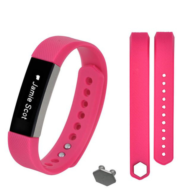 1 Set Small Size Women Replacement Silicone Wristband + Buckle For Fitbit Alta High Quality Durable Famous Watch Bands Straps