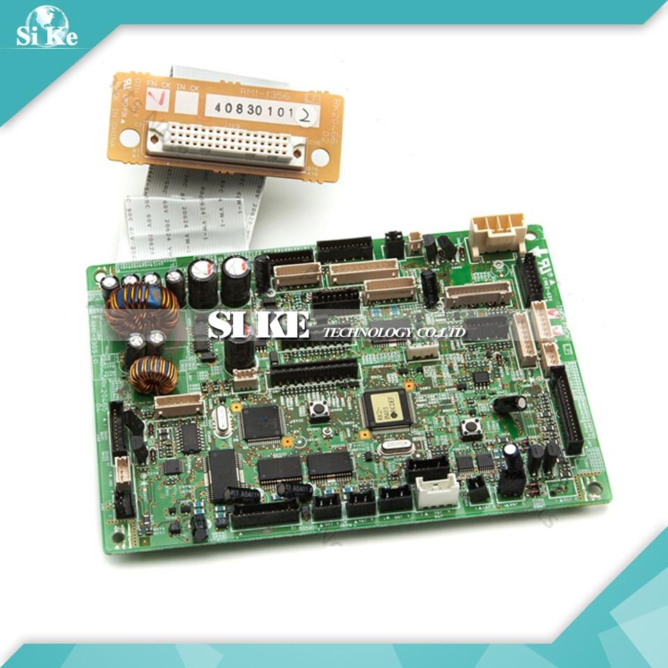 ФОТО LaserJet Printer DC Control Board For HP M4345 4345 RM1-1356 HP4345 DC Controller Board
