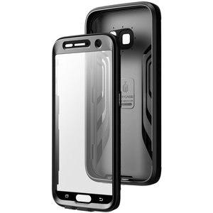Image 5 - Für Samsung Galaxy S7 Fall SUPCASE Wasserdicht Voll Körper Robuste Fall mit Integrierten Bildschirm Protector + 3 Austauschbar abdeckungen