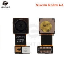 New Rear Big Back Camera Flex Cable Main Camera Module For Xiaomi Redmi 6A Replacement Parts 1pcs rear back big camera module flex cable for samsung s4 i9505 i9500 rear camera module replacement parts new and original