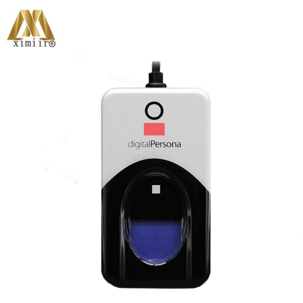 100% Original Digital Personal U.Are.U 4500 Biometric Reader URU4500 Fingerprint Scanner Optical Fingerprint Sensor