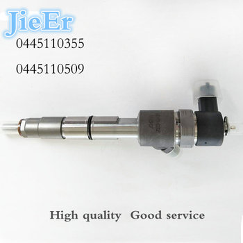 High quality injector 0445110355 Common rail fuel injector DLLA150P2121 for auto parts