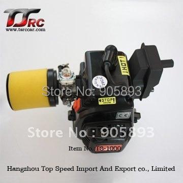 29cc engine for 1/5 fg baja hpi 5t,5b,ss gas engine 29cc 4 bolt kit for 1 5 hpi baja 5b parts zenoah cy free shipping