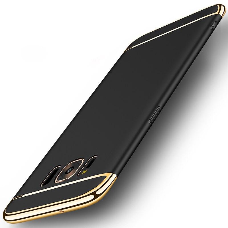 För Samsung S8 Plus fodral Samsung Galaxy S8 fodral hårt ryggskydd - Reservdelar och tillbehör för mobiltelefoner - Foto 2
