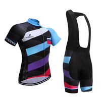 2017 CUSROO Specialized Bike Jerseys Cycling Jersey Quick Dry Sports Jersey Cycling Clothing With GEL Pad