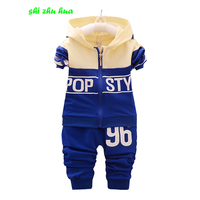 Kids 2017 Spring And Autumn New Boys And Girls Children S Cotton Long Sleeved Hooded Jacket