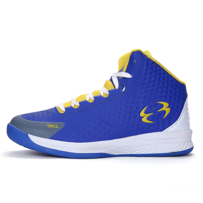 Men Basketball Shoes Stephen Curry Shoes Sneakers Boys Breathable