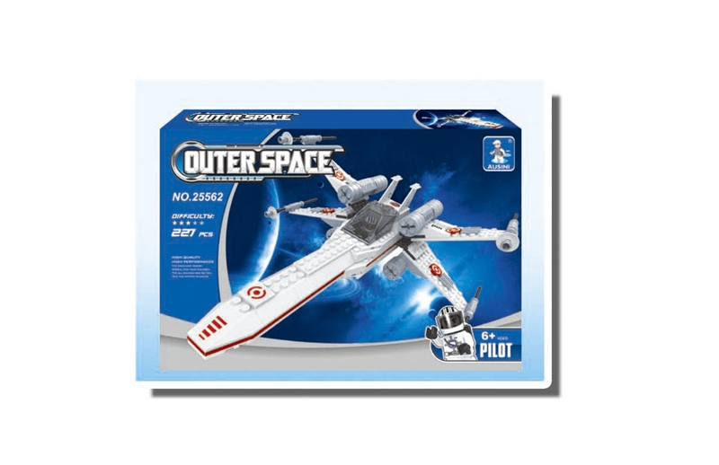 model building kits compatible with lego city spaceship 1064 3D blocks Educational model & building toys hobbies for children model building kits compatible with lego city spaceship 3d blocks educational model