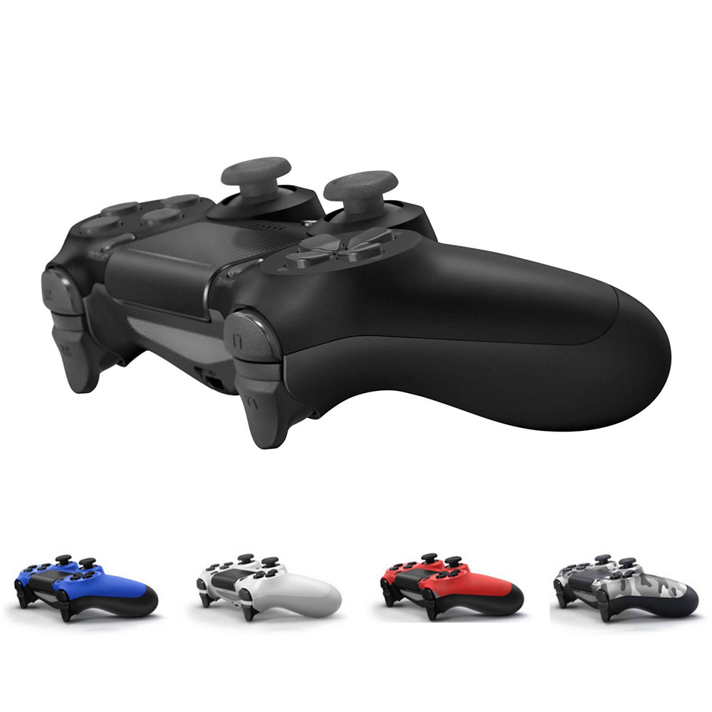 Wireless Bluetooth Game controller for Sony Playstation 4 PS4 Controller Dual Shock Vibration Joystick Gamepad for PlayStation 4 mobile suit gundam extreme vs playstation 3 the best [asia pacific version] sony playstation 3 game