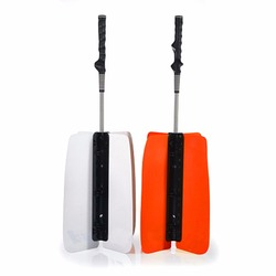 Power Swing مروحة نادى جولف سوينغ المدرب قوة المقاومة ممارسة التدريب المعونة مع البرتقالي والأبيض للاختيار