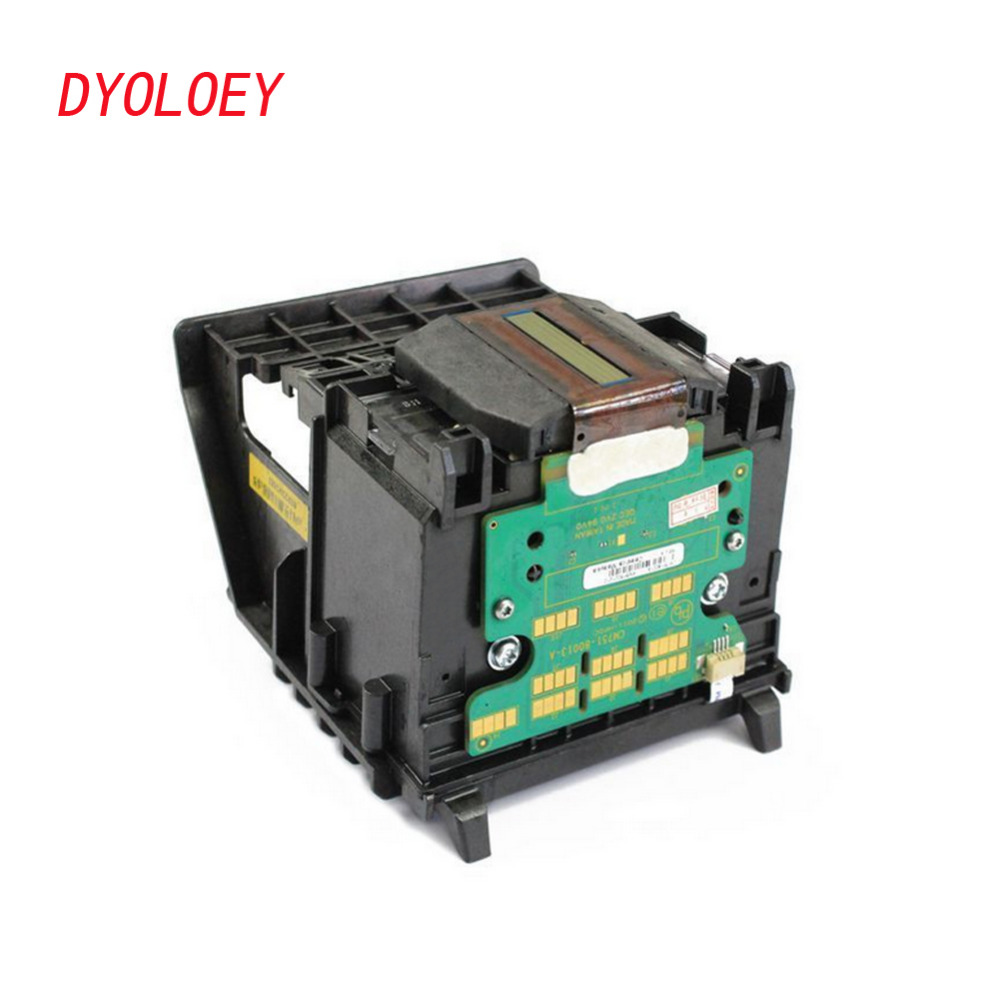 4 colour 950XL Original Print Head HP950 951 Printhead 950 951 For HP Officejet Pro 276dw 251dw 8100 8600 8610 8620 8630 hot sales 1pc print head for hp950 free shipping page 1 page 4