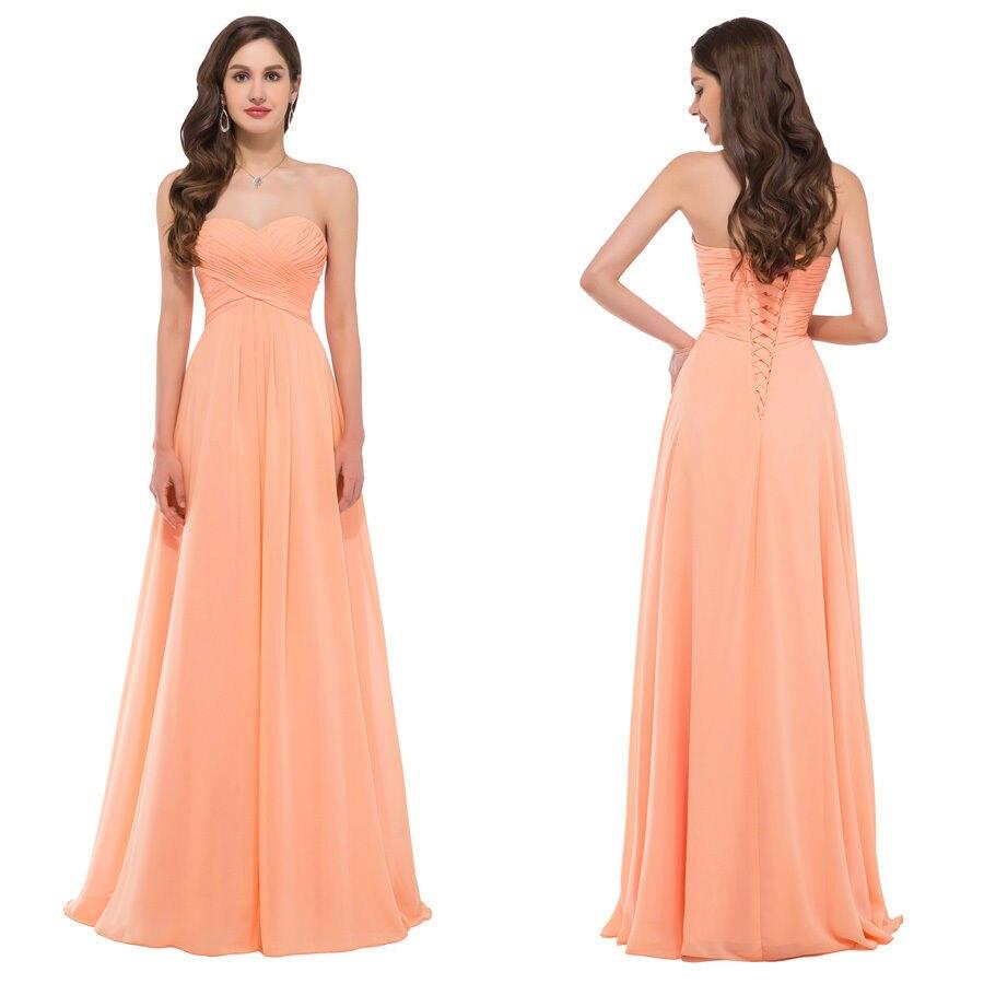 popular peach color dressbuy cheap peach color dress lots