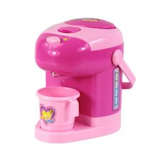Children Mini Kitchen Electrical Appliance Water Dispenser Toy Set Early Education Dummy Household Pretended Play Gift