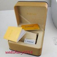 Gift horloge Doos parnis herenhorloge box fit 36mm 38mm 40mm 44mm parnis horloge