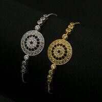 2016 New Hot Sale AAA Zircon Women Bracelet   Round Shape Party Bracelet