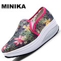 MINIKA fashion outdoor casual shoes women Air mesh female zapatos chaussures ladies trainers fitness women Sandals 2017 1523